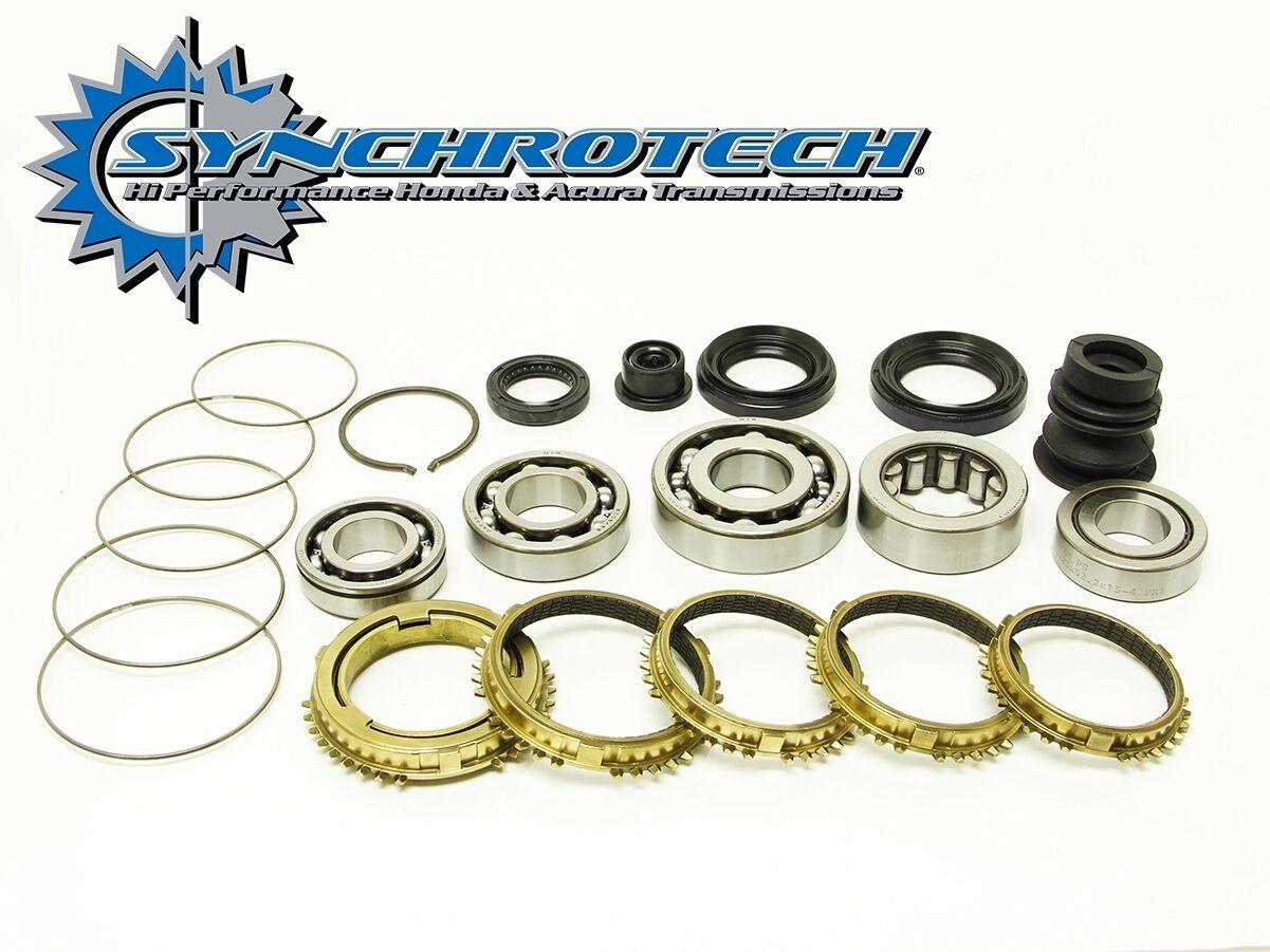 Synchrotech Carbon Rebuild Kit for 96-00 Honda Civic DX/LX (35mm)
