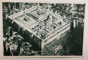 510-Antica-Cartolina-Split-Rekonstrukcija-Dioklecijanove-Palace