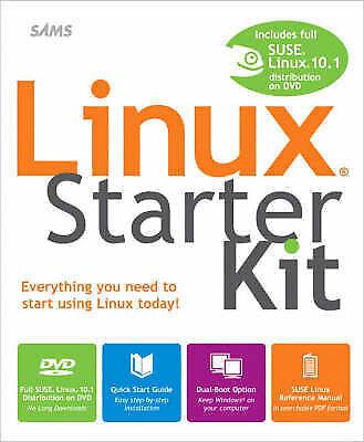 Linux Starter Kit, Dulaney, Emmett, New Book