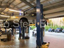 DuroBEAM Steel 40x100x15 Metal Building Kit Paint & Body Workshop Garage DiRECT