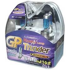 Authentic GP Thunder 8500K H7 Xenon Plasma Ion Light Bulbs Headlamp Fog DRL