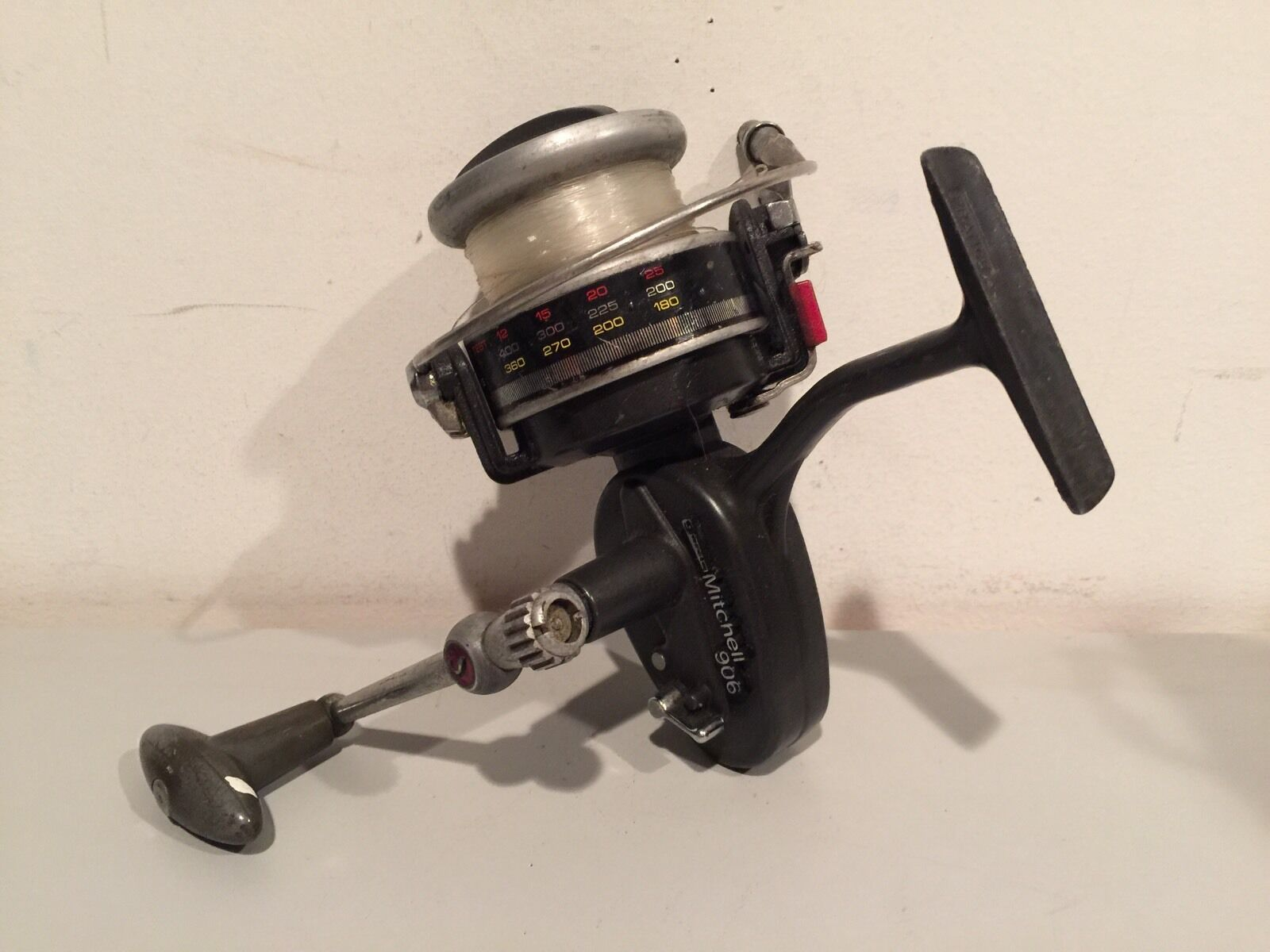 Vintage Garcia Mitchell 906 Spinning  Reel FISHING  to provide you with a pleasant online shopping