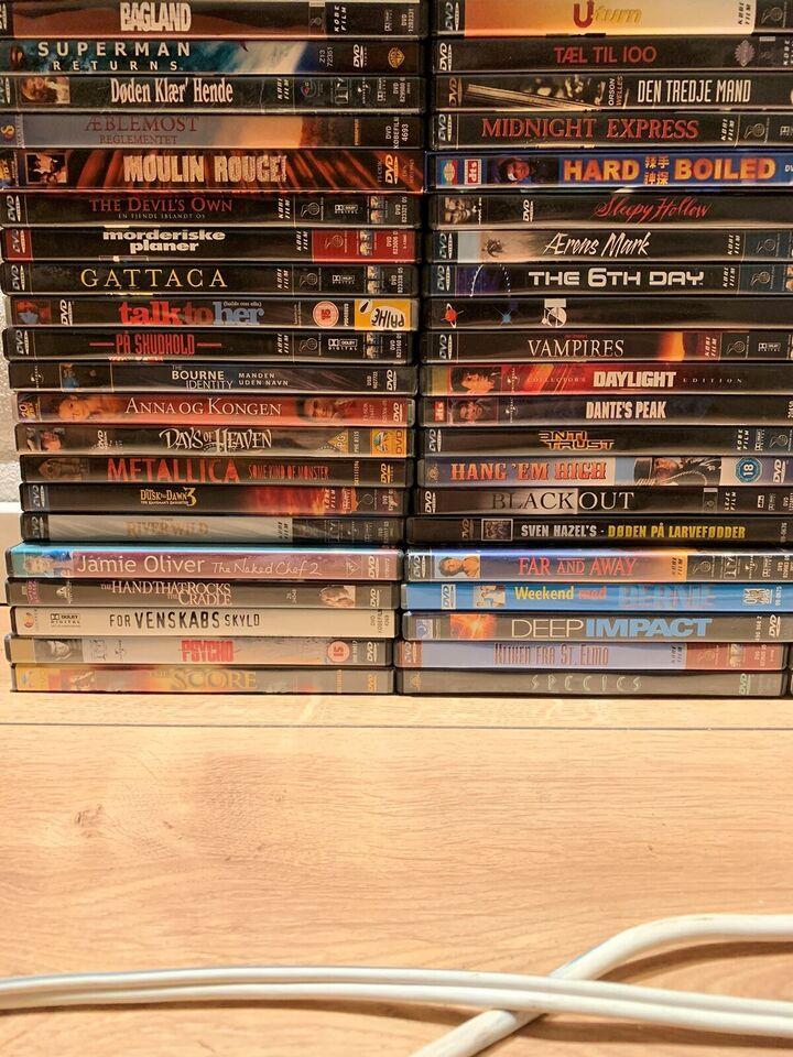 DVD film, DVD, andet