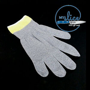 Tuffshield Level 5 Medium Cut Resistant Ambidextrous Glove - Butcher / Chef