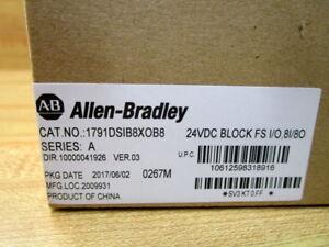 Allen-Bradley-1791DSIB8XOB8-Module-1791DSIB8X0B8