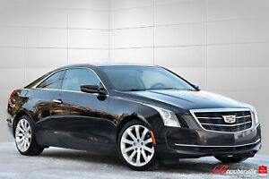 2015 Cadillac ATS COUPE * AWD * CUIR * AUDIO BOSE * BANCS CHAUF