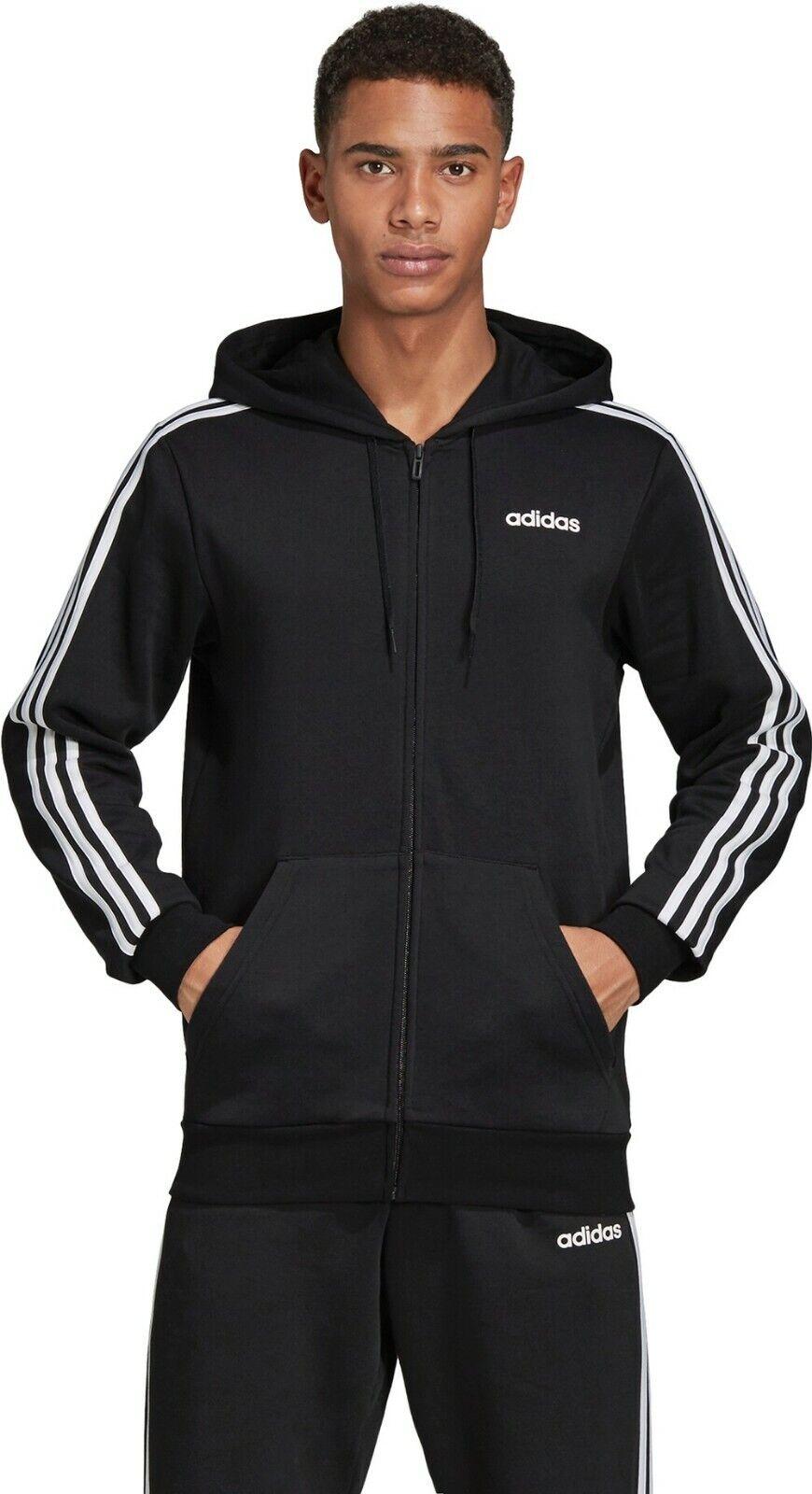 Adidas  señores kapuzensweat e 3s hoody kapuzensweatshirt dq3101 negro  ordene ahora los precios más bajos