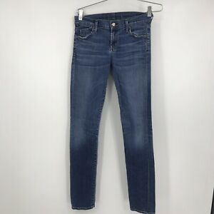 Citizens-of-Humanity-Size-28-Jeans-Avedon-Low-Rise-Skinny-Leg-Jeans-Medium-Wash