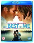 The Best of Me Blu-ray 2014 James Marsden Michelle Monaghan