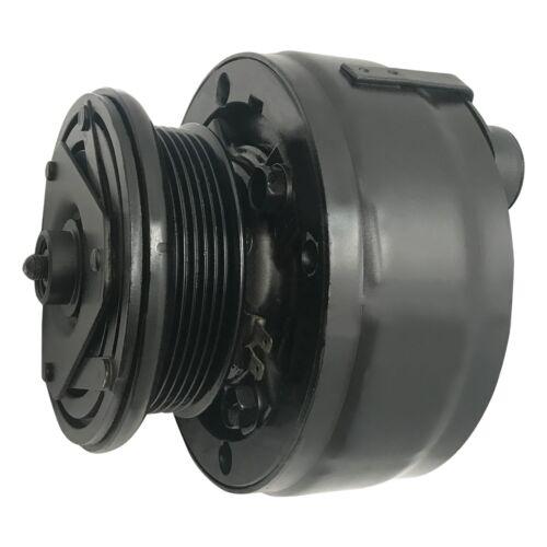 RYC Remanufactured AC Compressor and A//C Clutch EG239