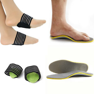 8881326671 Foot Heel Pain Relief Plantar Fasciitis Insole Pads & Arch Support ...