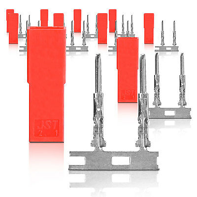 Adattabile Bec Jst Connettori Prese 10 Pz. Partcore 100104