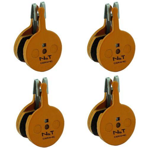Promax DSK Decipher Orange Render R Avid Semi Ceramic Sintered Disc Brake Pads
