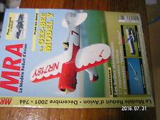 1µ?§ Revue MRA n°744 Plan encarté L'Aquilon / Cupidon Tango 3  Gee Bee Model Y