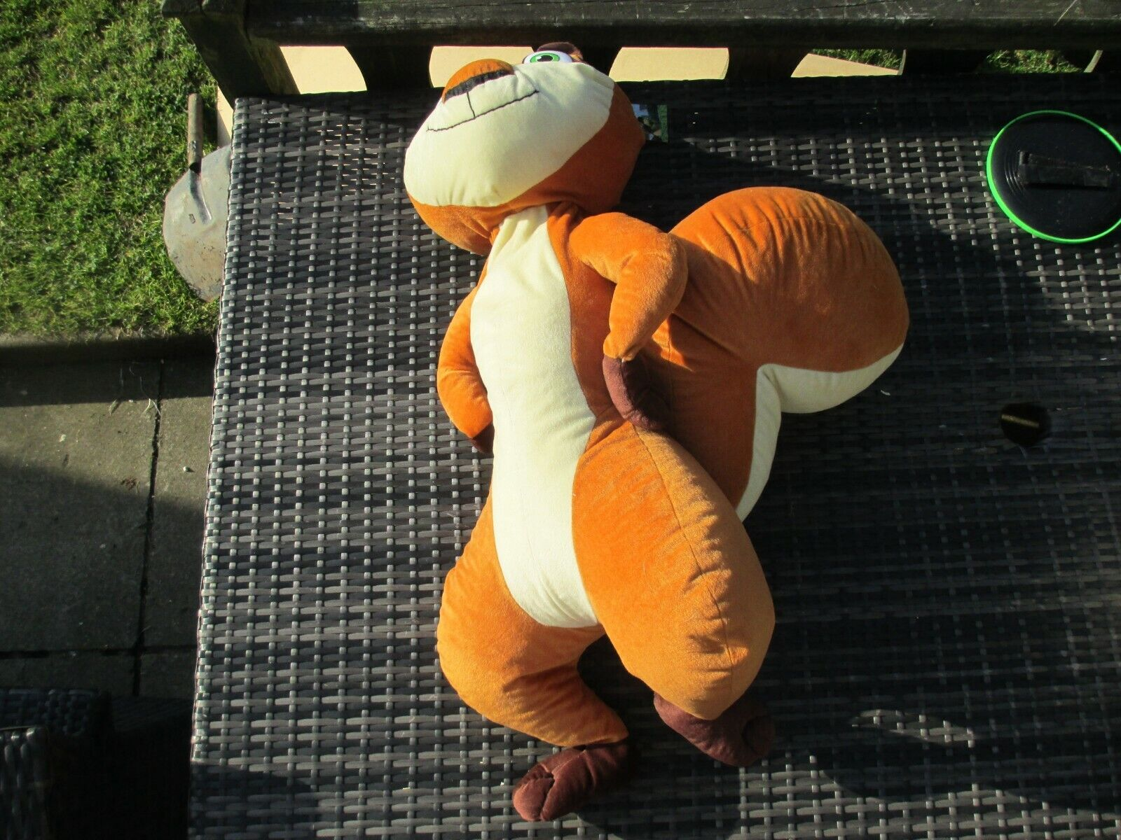 W  TAGS Gosh  Over The Hedge - HAMMY SQUIRREL - LARGE Soft Plush Stuffed Toy 28