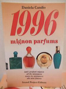 1996-Mignon-Parfums-di-Daniela-Candio-catalogo-fragranze-miniprofumi-campioncini