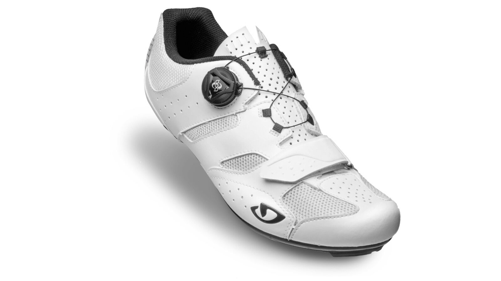 Giro  bike shoes synthetic smooth white savix Cleat-Befestigung  perfect