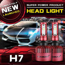 LED HEADLIGHT H7 CREE XHP50 CHIPS CONVERSION BULB KIT S4 SERIES Auxbeam