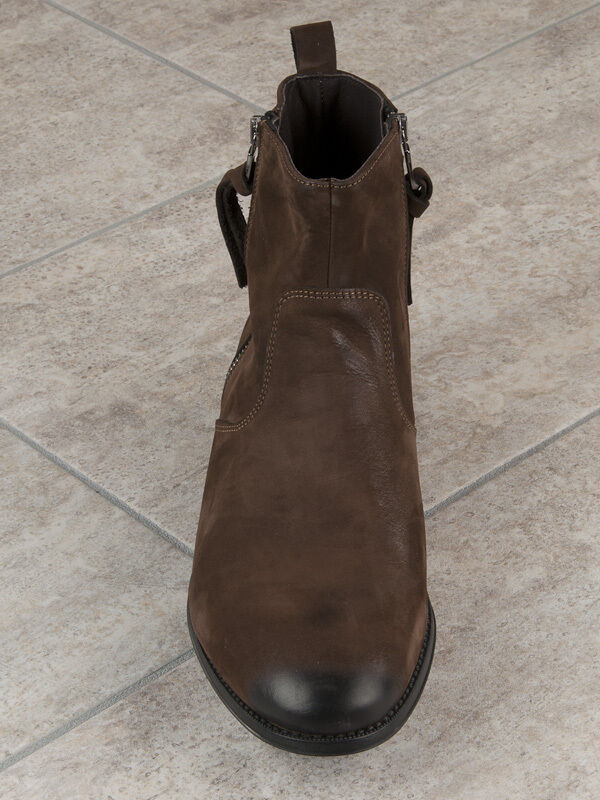 Eveet Suede Italian scarpe scarpe scarpe New Collection Marrone 41c446