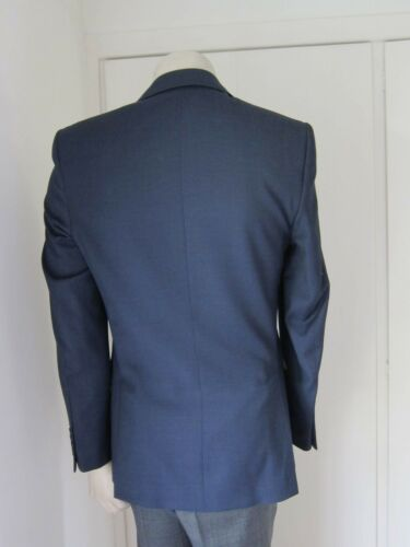 Med Alfred Wool Brown New Pure Inspired Size M 36