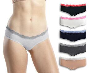 Womens Hipster Boyshort Girl Panties UnderwearSize S M L XLNew Lot 3-10