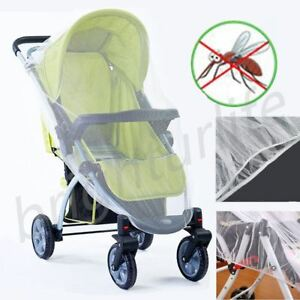 Stroller-Pushchair-Pram-Mosquito-Fly-Insect-Net-Mesh-Buggy-Cover-for-Baby-Infant