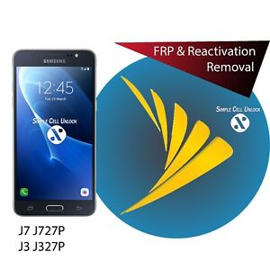Google Account Frp Removal Samsung Galaxy J7 Perx J727p J3
