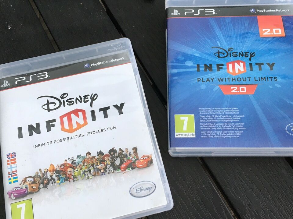 Disney Infinity, PS3