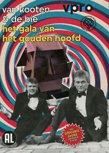 Van-Kooten-amp-De-Bie-Het-gala-van-het-gouden-hoofd-DVD
