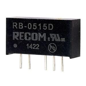 Recom-rb-0515d-DOBLE-SALIDA-Transformador-SIL