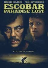 Escobar: Paradise Lost (DVD, 2015) Region 1