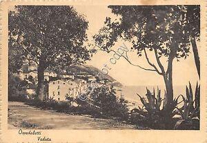 Cartolina-Postcard-Ospedaletti-Panorama-1947