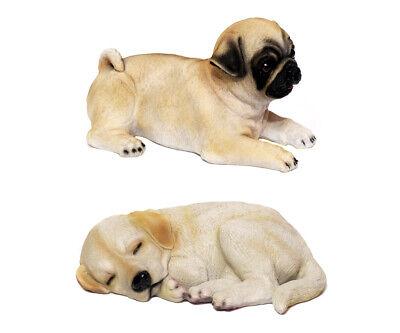 Erfinderisch Deko Figur Hund Labrador Gartenfigur Mops Hundefiguren Tierfiguren Dekofigur Neu Aromatischer Charakter Und Angenehmer Geschmack