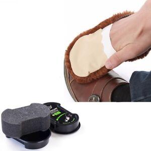Instant Shine Wax Shoe Polish Sponge Ebay