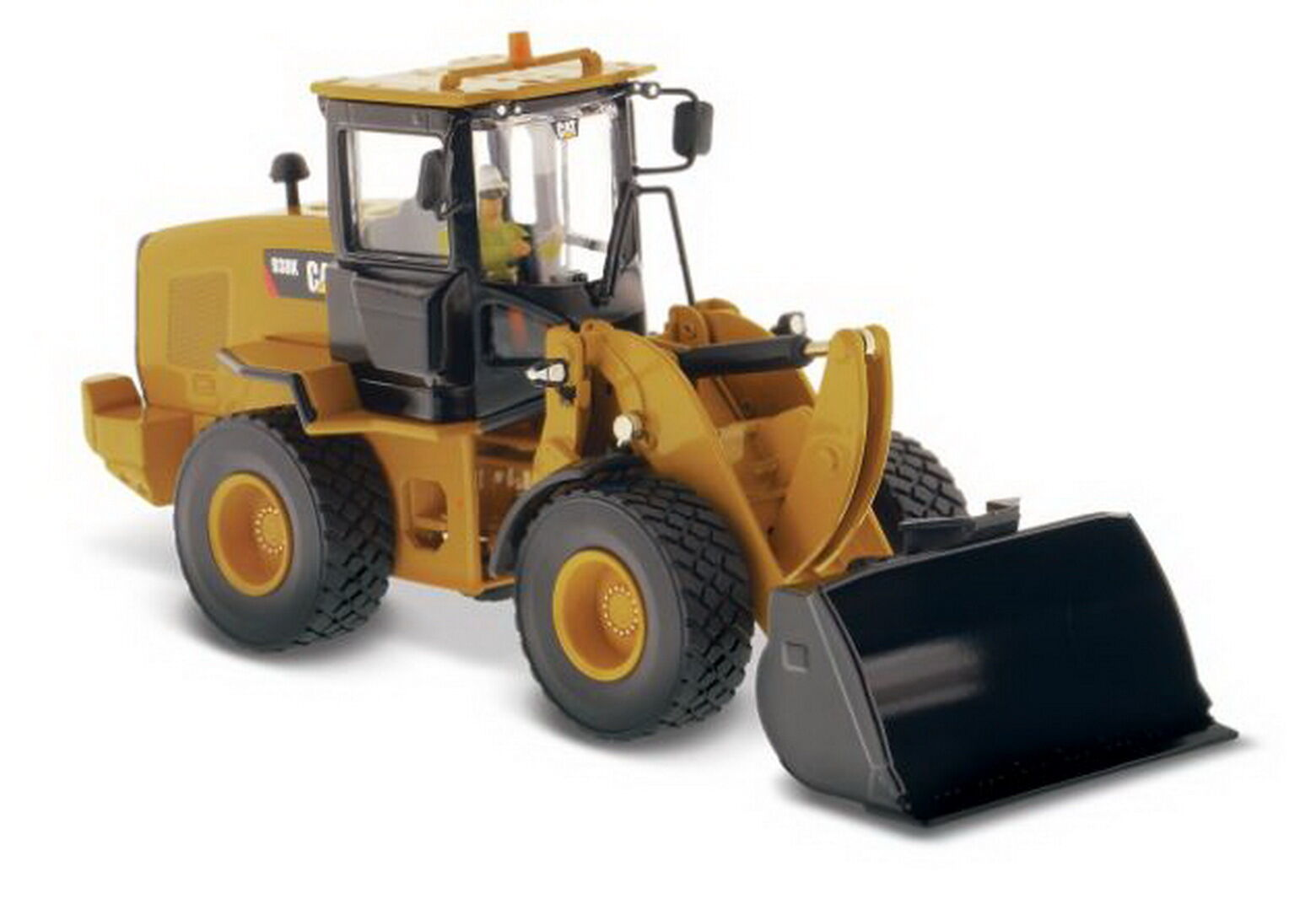 1 50 DM CATERPILLAR CAT 938K Wheel Loader Diecast Model  85228