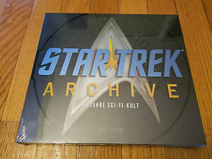 Details about STAR TREK ARCHIVE 40 JAHRE SCI-FI-KULT
