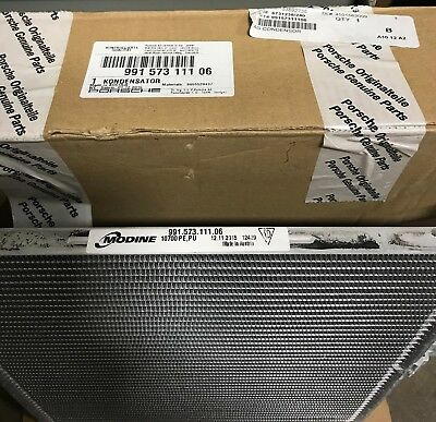 For Porsche 911 Boxster Cayman Front Left or Right Air Condition Condenser ACM