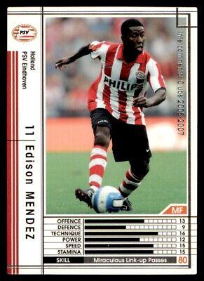 No 269 JEFFERSON FARFAN WCCF 2006-2007 Japon PSV EINDHOVEN Panini//SEGA