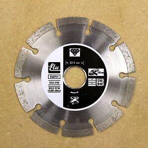 ELU-DEWALT-E53711-125MM-x-22-2MM-DIAMOND-CUTTING-DISC-FOR-5-034-ANGLE-GRINDERS