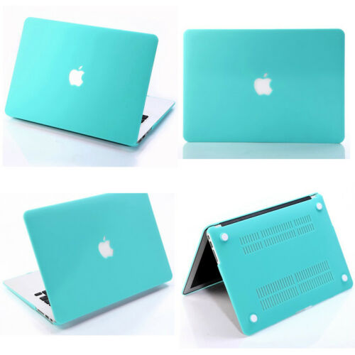 """Silky Leather//Glitter Bling Matte Case Skin for MacBook Air Pro 11/"""" 13/"""" 15/""""+2016"""