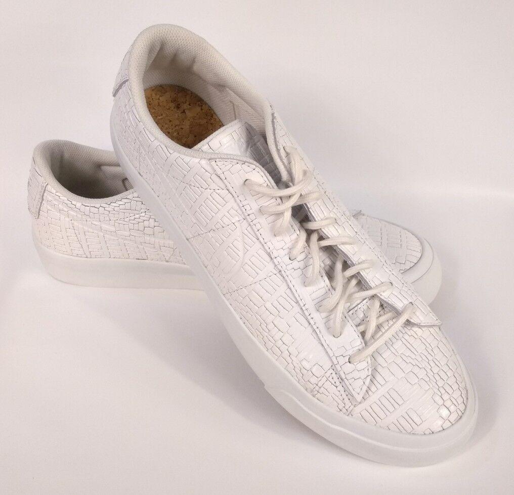sale retailer ac1e5 024e0 ... sale nike blazer low hombre 880872 100 estudio cumbre vendido blanco  croc calzado deportivo cómodo el