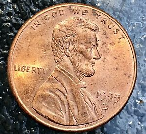 1995-D-Doubled-Die-Lincoln-Penny-Error-Missing-Letters-Design-On-Reverse-NICE