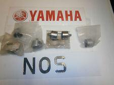 YAMAHA XJ650T - (SECA-TURBO) FRAME REAR WHEEL DAMPERS (6PCS)