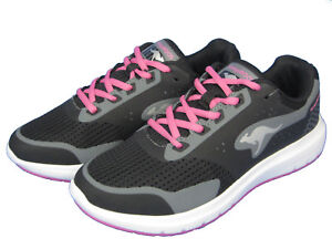 Scarpe Corsa Magenta Kangaroos Fucsia One Donna 38401 Nero Inizio Da Sneakers APwIq5w