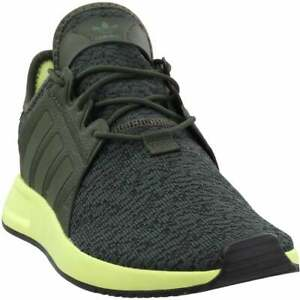 adidas-X-PLR-Sneakers-Casual-Sneakers-Green-Mens-Size-5-D
