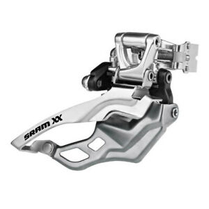 Sram XX  Front Mech Derailleur Clamp Band 31.8mm S1,S3 top pull //down pull