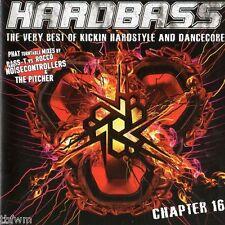 Hardbass Chapter 16 - 2CD MIXED - HARDSTYLE HARD TRANCE