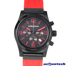ACQUATECH POLLUCE CHRONO COLLECTION Mens Chronograph Date Water Resistant Watch