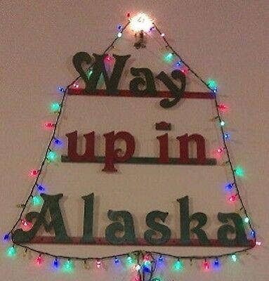 Way Up In Alaska