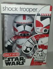 "Star Wars SHOCK TROOPER Mighty Muggs 6"" Vinyl Figure Red Clone BRAND NEW in box"